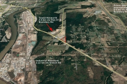 Proximity to Key Prince George Industry