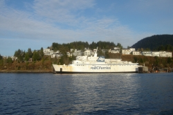 BC Ferries to Skidegate