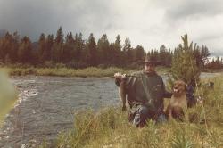 Rudy Fishing