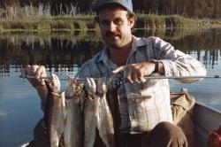 Young Rudy Fishing