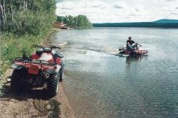 ATV at Nulki