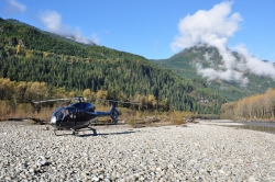 Pitt Lake Helicopter