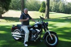 Rudy & Motorcycle