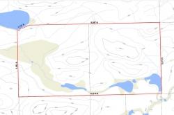 Contour-Dimension Map
