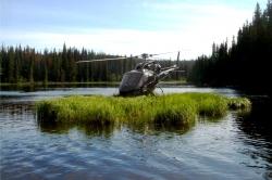 A good landing spot