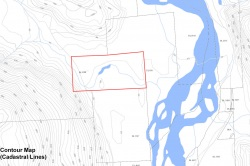 Contour Map - North Property