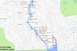 Contour Map - All Properties