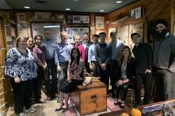 Aldergrove Credit Union visit