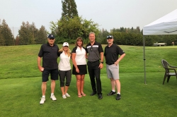2018 Genworth Canada Pacific Golf Tournament