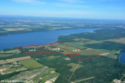 Tachick Lake Ranch Outlined