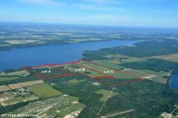 Tachick Lake Aerial