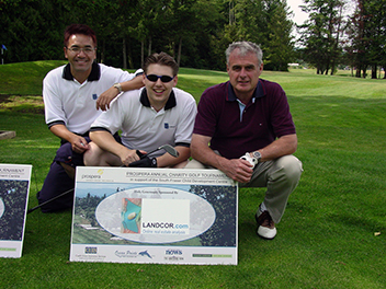 Prospera Credit Union Golf Tournament